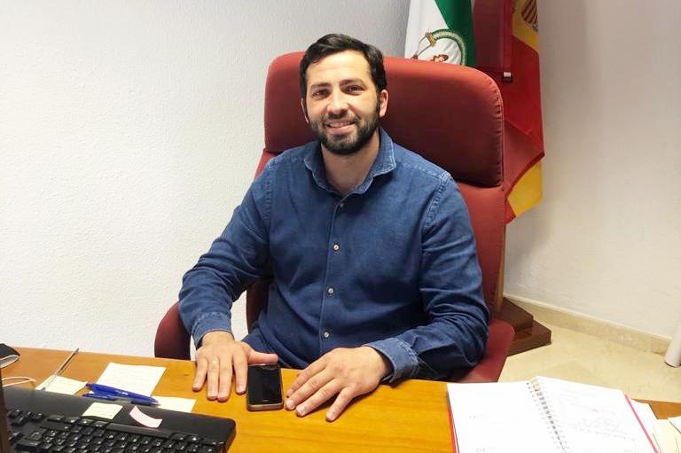 Juan González Lorca alcalde Villanueva Rosario